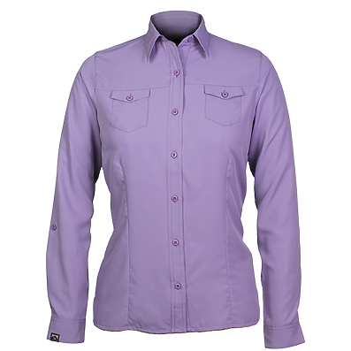 Storm Creek Ladies' Outdoor Lightweight Long Sleeve Shirt