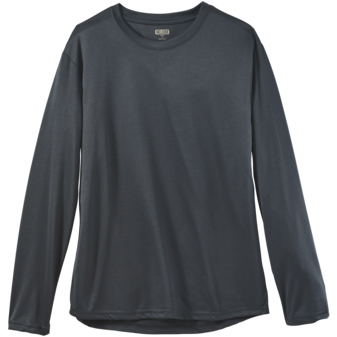 Greenlayer Men's Helium E2 Performance Long Sleeve Crewneck Tee